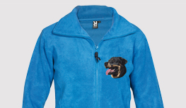 Dames fleece vest