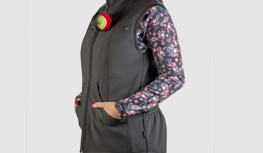 Dames winter bodywarmer