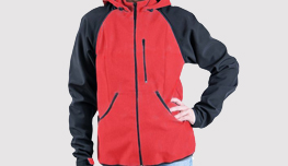 Heren softshell jas 2in1