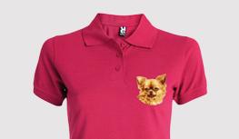 Dames polo shirt