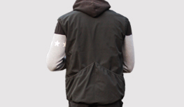 Heren softshell bodywarmer